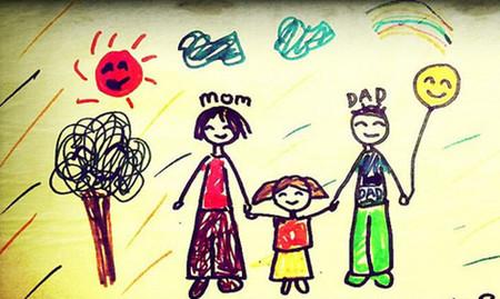 Mỗi ngày trẻ cần một cuộc giao tiếp bằng mắt có ý nghĩa với cha mẹ