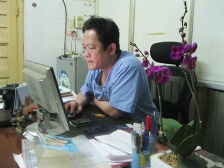 PGS,TS Trần Thiết Sơn