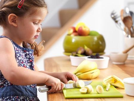 Chuối có khả năng làm tăng năng lượng tức thời cho bé.