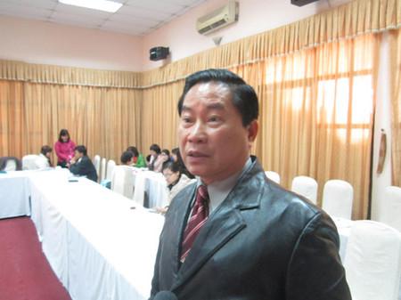 """Ông Nguyễn Trọng An cho rằng: """"Những ảnh hưởng về tâm lý về sau này đối với các em bị hành hạ chưa cân đo đong đếm được"""""""