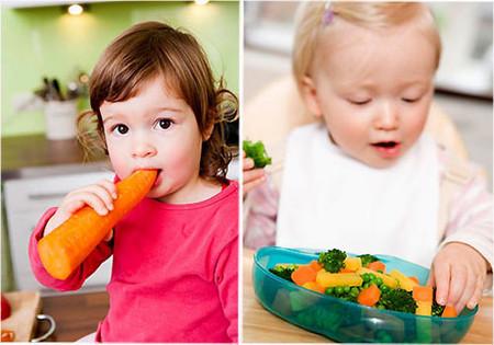 Cho con ăn cà rốt nhiều quá cũng không tốt cho trẻ