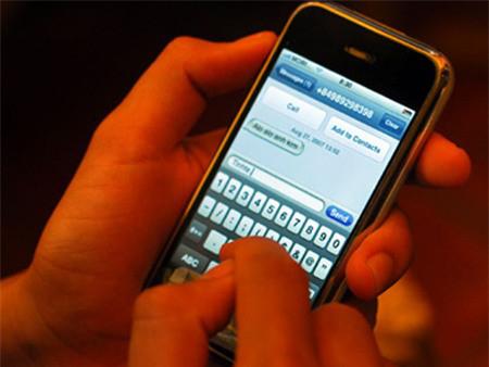 Liệu con bạn có gửi tin nhắn sex?