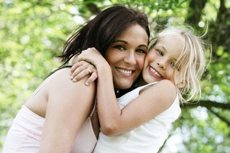 Mẹ tốt là lúc nào cũng phải vui?