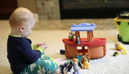 Bạn sẽ không hối tiếc nếu mua cho con món đồ chơi được trình chiếu trên chương trình tivi mà chúng yêu thích.