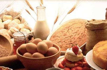 Những thực phẩm giàu riboflavin mẹ bầu nên bổ sung.