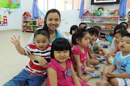 Nhiều trường tư thục thà thiếu học sinh, để ế phòng học chứ không dám nhận trẻ dưới 18 tháng tuổi.
