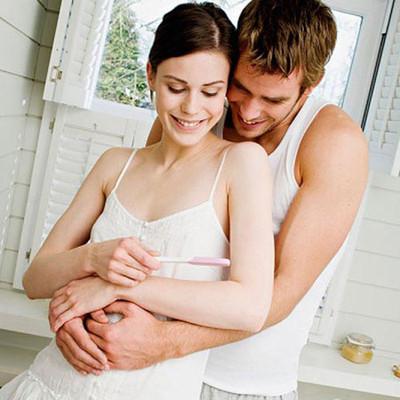 Thử thai tại nhà cho kết quả chính xác đến 90%.
