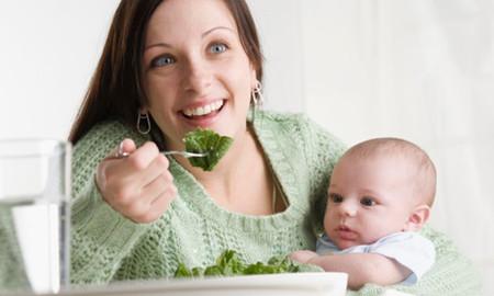 Một số món ăn mẹ cho con bú cần tránh