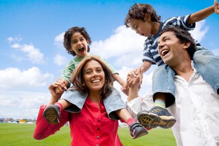 Sự yêu thương mang cả gia đình lại gần nhau