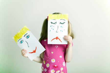 Trẻ con nhà giàu dễ nản chí trước khó khăn.