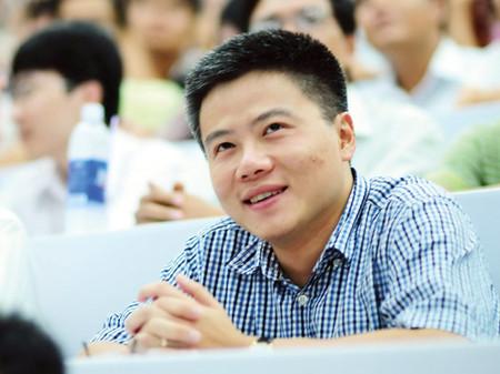Muốn trẻ có kỹ năng sống, người lớn phải là tấm gương - GS Ngô Bảo Châu nói.