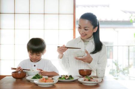 Bữa sáng ảnh hưởng rất lớn đến trí não trẻ
