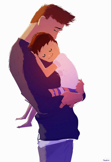 Phép màu của một ông bố…