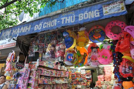 Thị trường đồ chơi Trung Quốc bị thu hẹp và ế ẩm