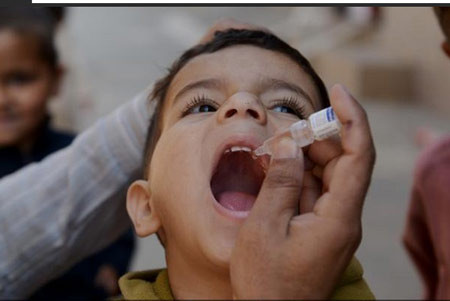 Tổ chức Y tế Thế giới cảnh báo bệnh bại liệt đang quay trở lại