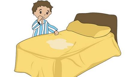 Đái dầm là tình trạng tiểu tiện không tự chủ trong khi ngủ.