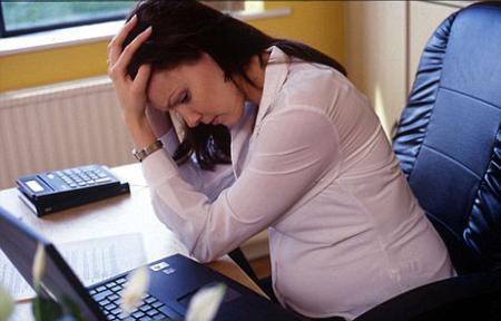 15 vấn đề khó chịu của phụ nữ mang thai (phần 1)