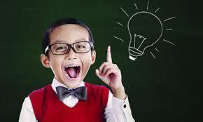 Chế độ dinh dưỡng quyết định trí thông minh của trẻ